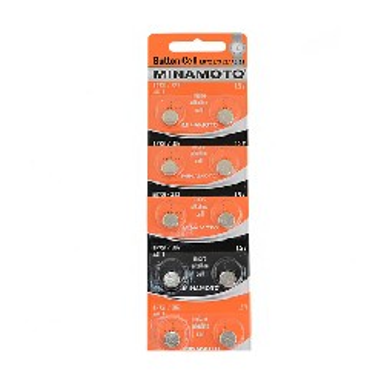 Батарейка MINAMOTO AG11...