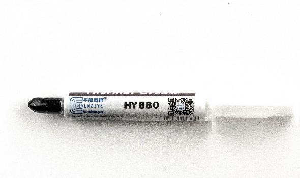 Термопаста HY880 2гр. Шприц...